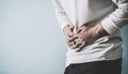 lo que comía le provocó trastornos estomacales