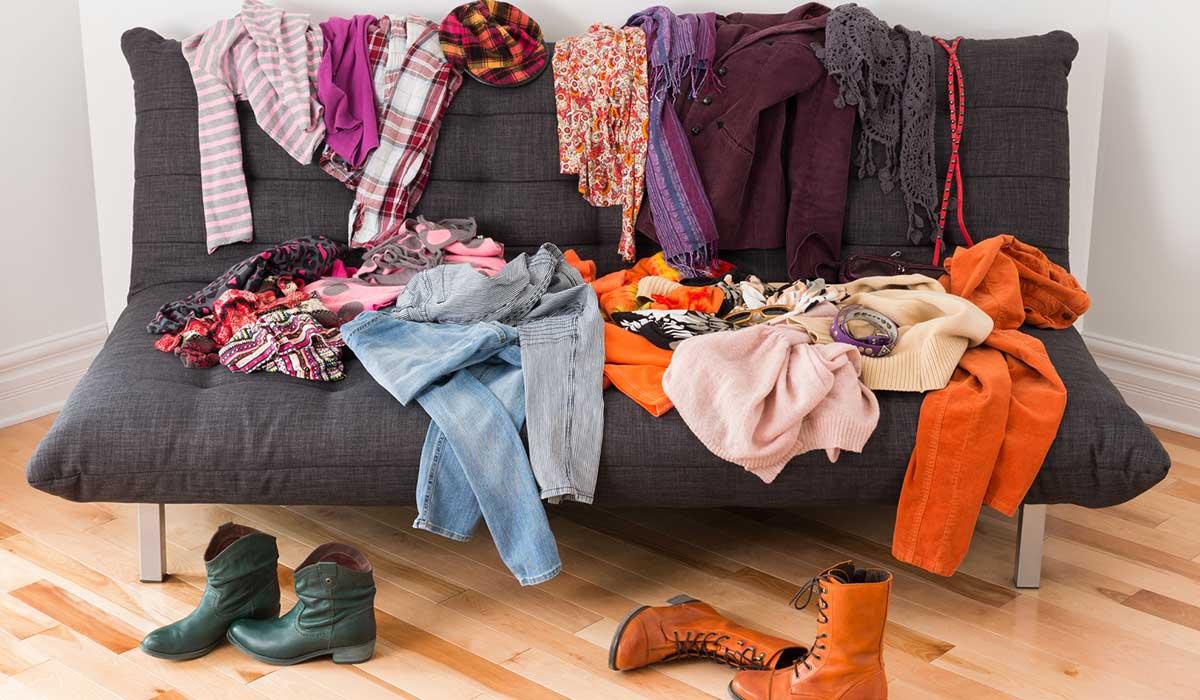 Acaba con el desorden en casa y mejora tu vida