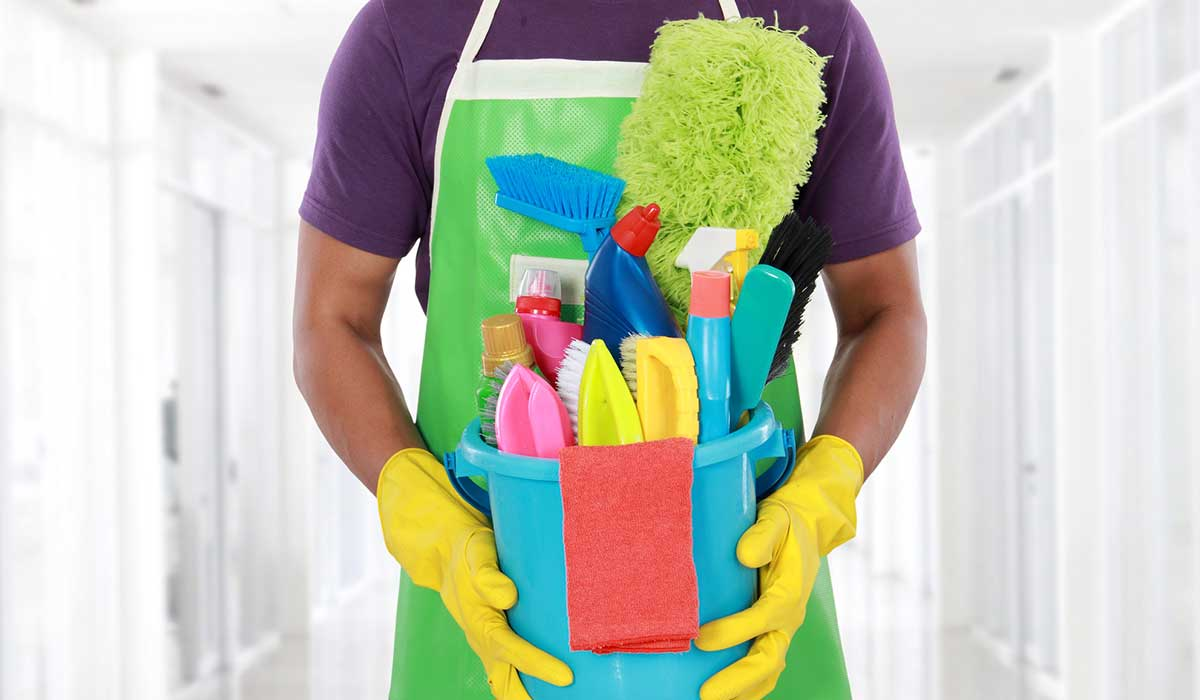 tips para limpiar fácilmente