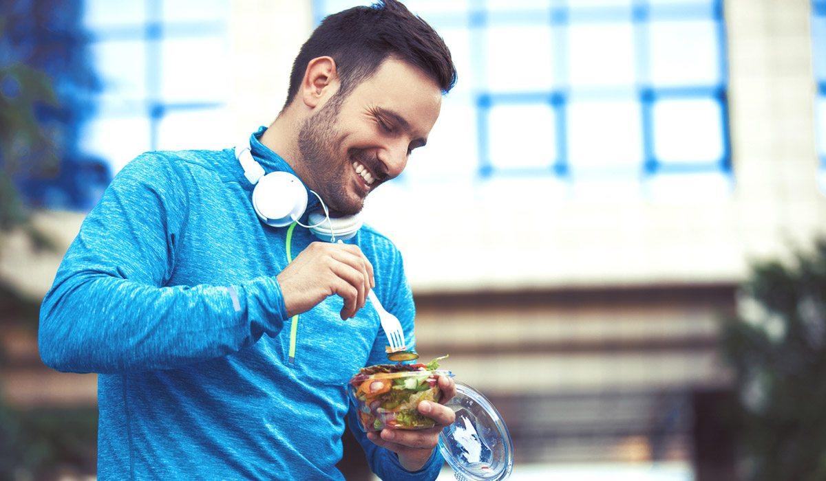 te decimos cómo llevar una vida más saludable