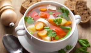 alimentos contra el resfriado
