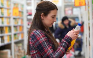 peligro en la comida procesada