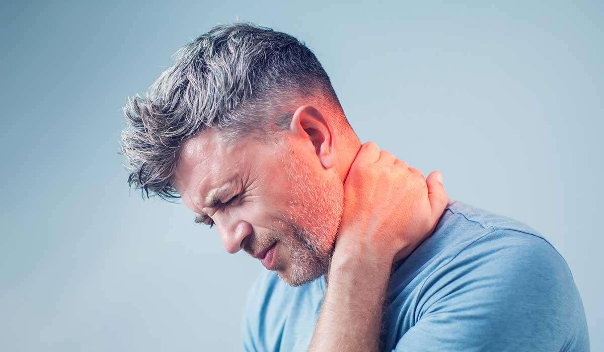prevención del dolor de cuello