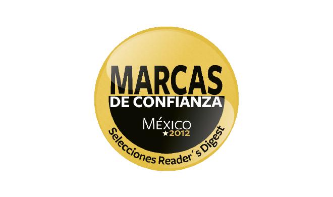 Marcas de Confianza 2012