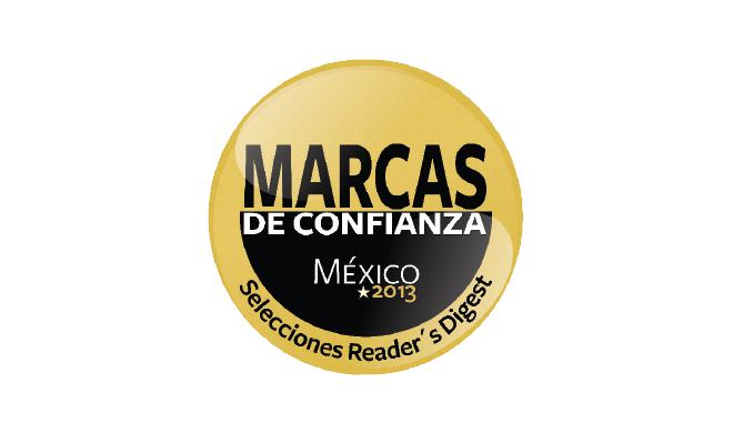 Marcas de Confianza 2013