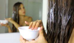 mascarillas para un cabello saludable