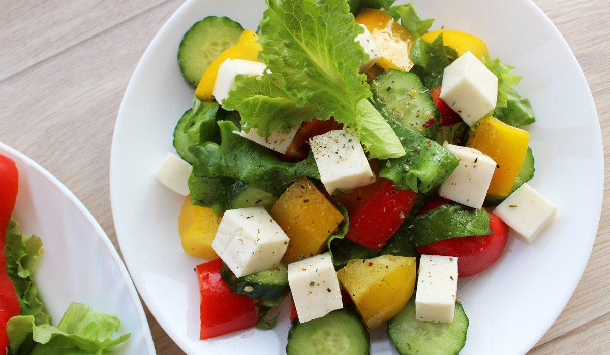 10 errores al comer ensalada