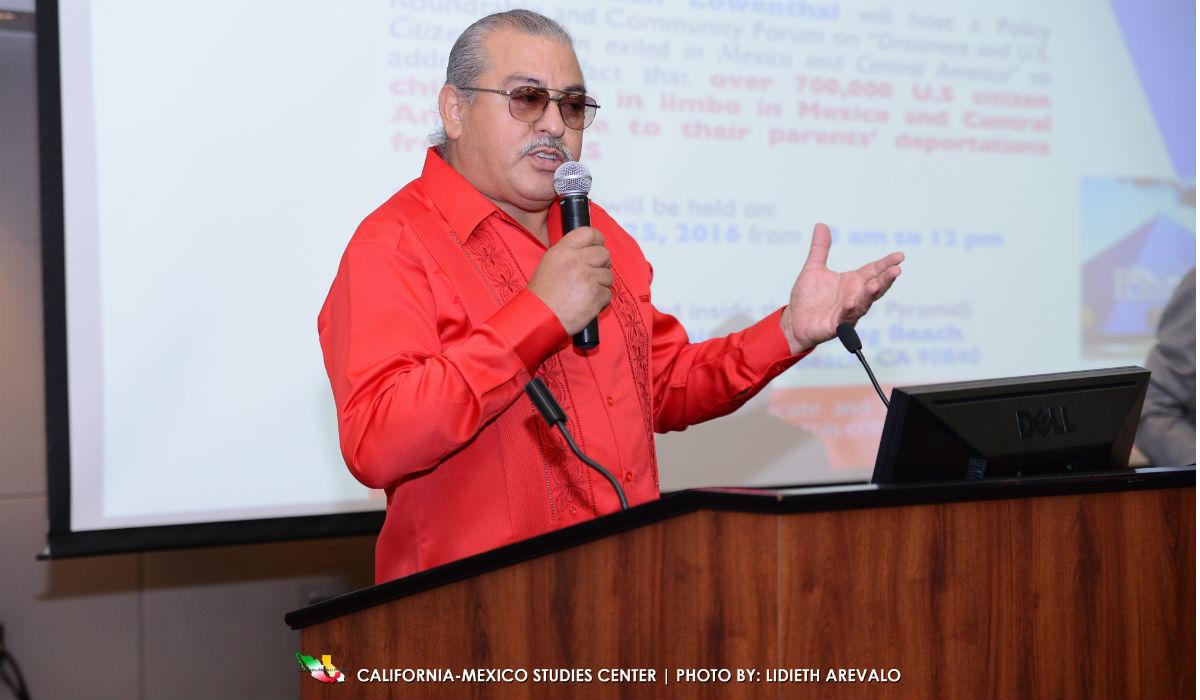 Armando Vázquez Ramos.