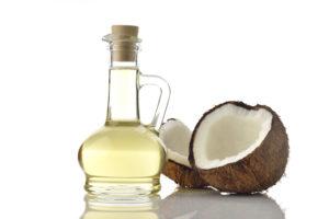 usa aceite de coco para quemaduras