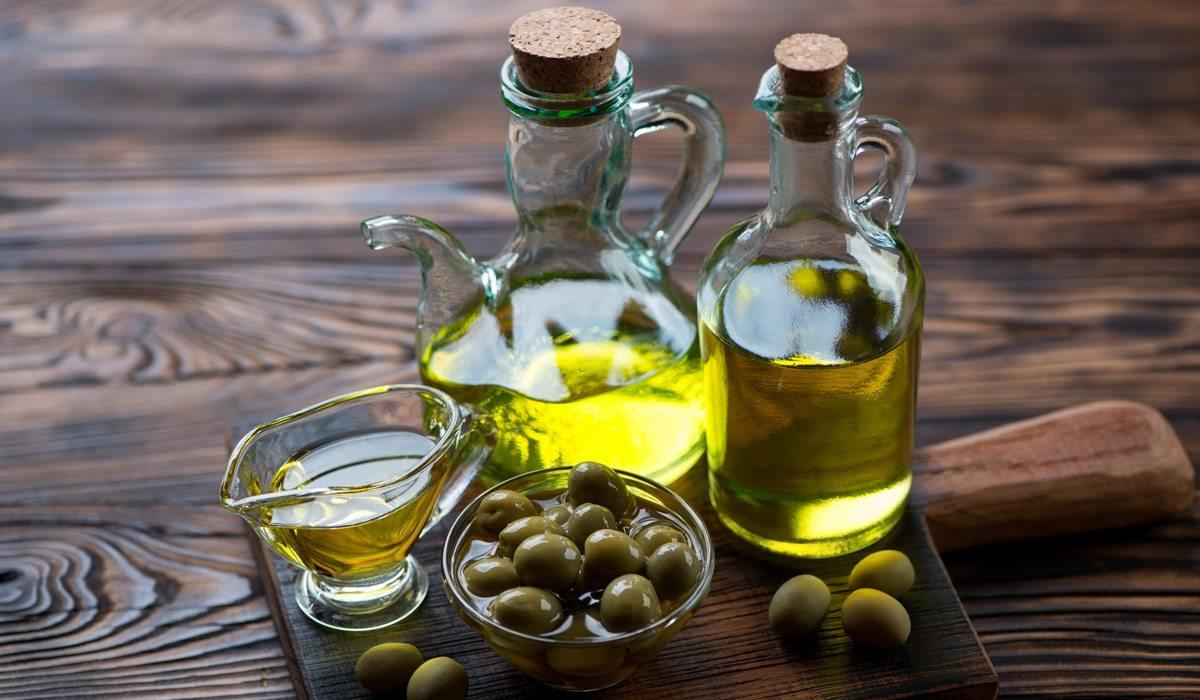 aceite de oliva que no es extra virgen