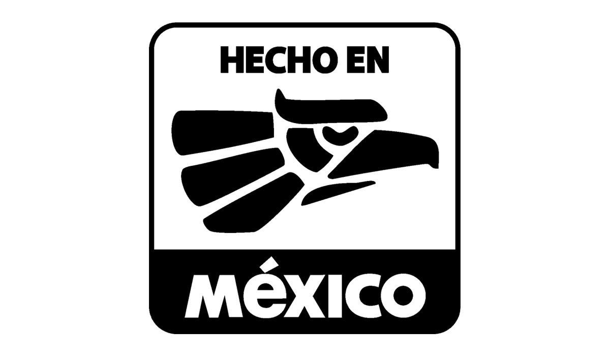 logo hecho en mexico