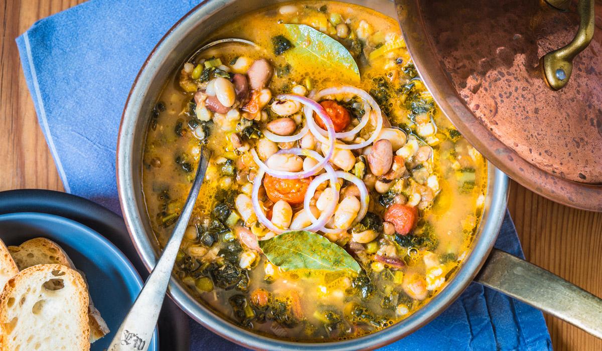 recetas de sopas