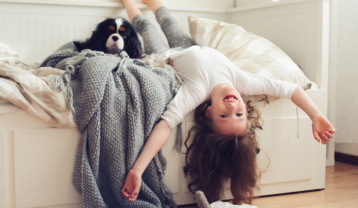 Cosas que debes dejar que tus hijos hagan solos