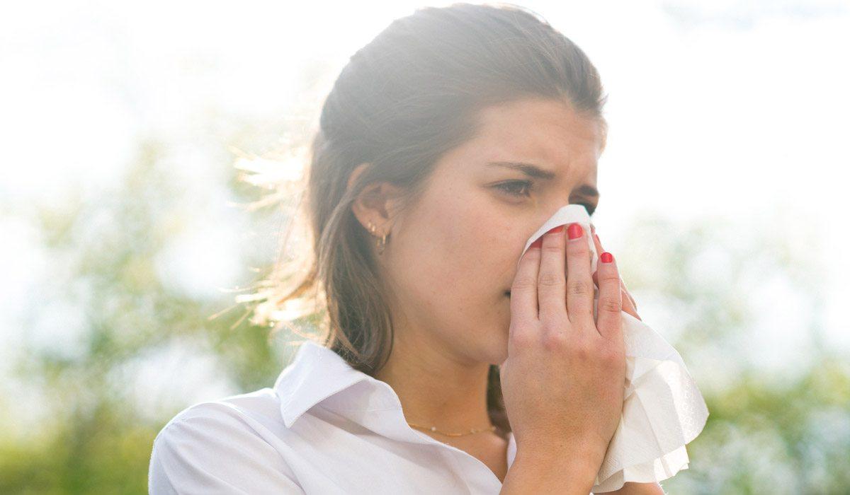 estas cosas pueden provocarte una alergia
