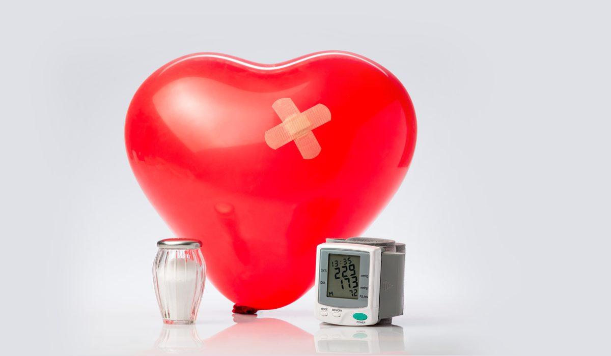 Hábitos alimenticios que te ayudarán a controlar la hipertensión