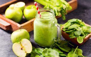 aprende a hacer un jugo verde