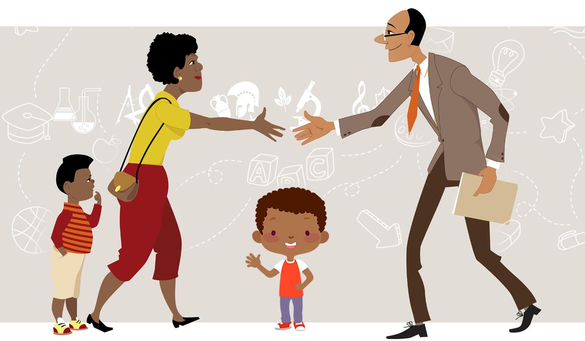 Resultado de imagen de colaboracion entre padres y maestros