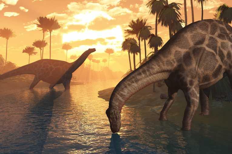 Anochecer de los dinosaurios4-sele