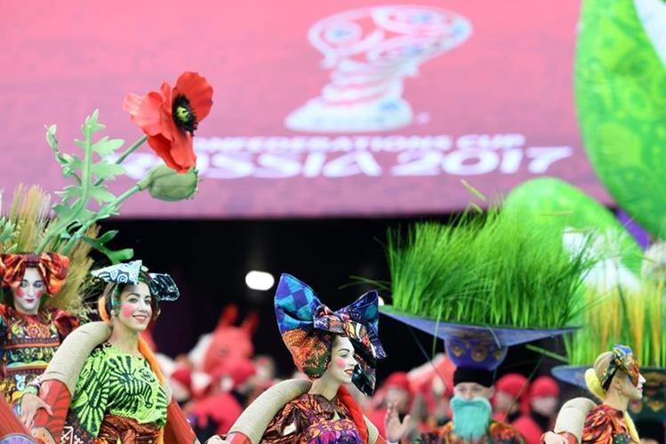 Cultura futbolera en Rusia-sele