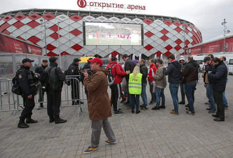 Cultura futbolera en Rusia-dsele