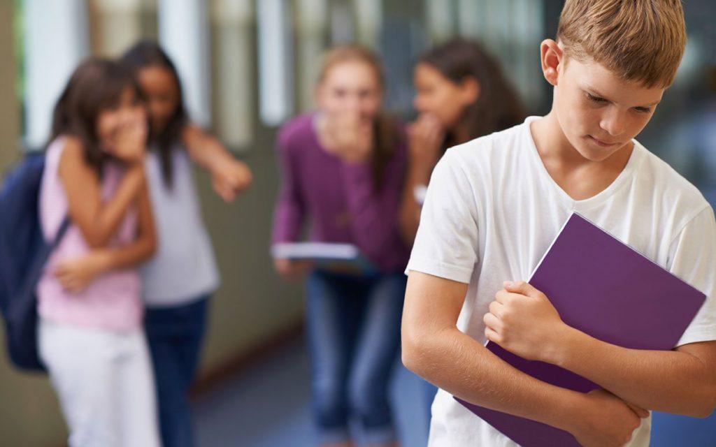 Origen del bullying