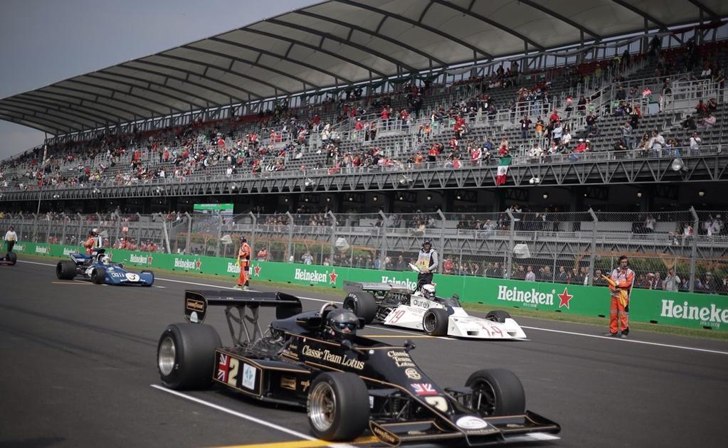 Prepárate para la F1