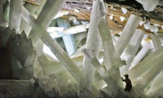 Cueva de los cristales