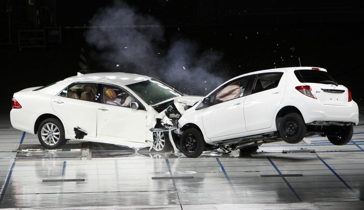 Qué hacer ante un accidente de tránsito