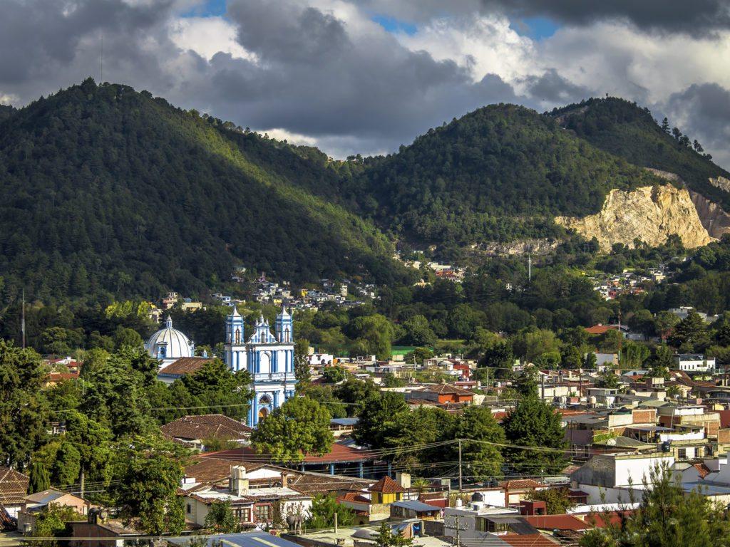 Guía Chiapas