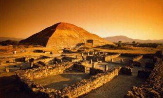 Teotihuacán, ciudad de sacrificios