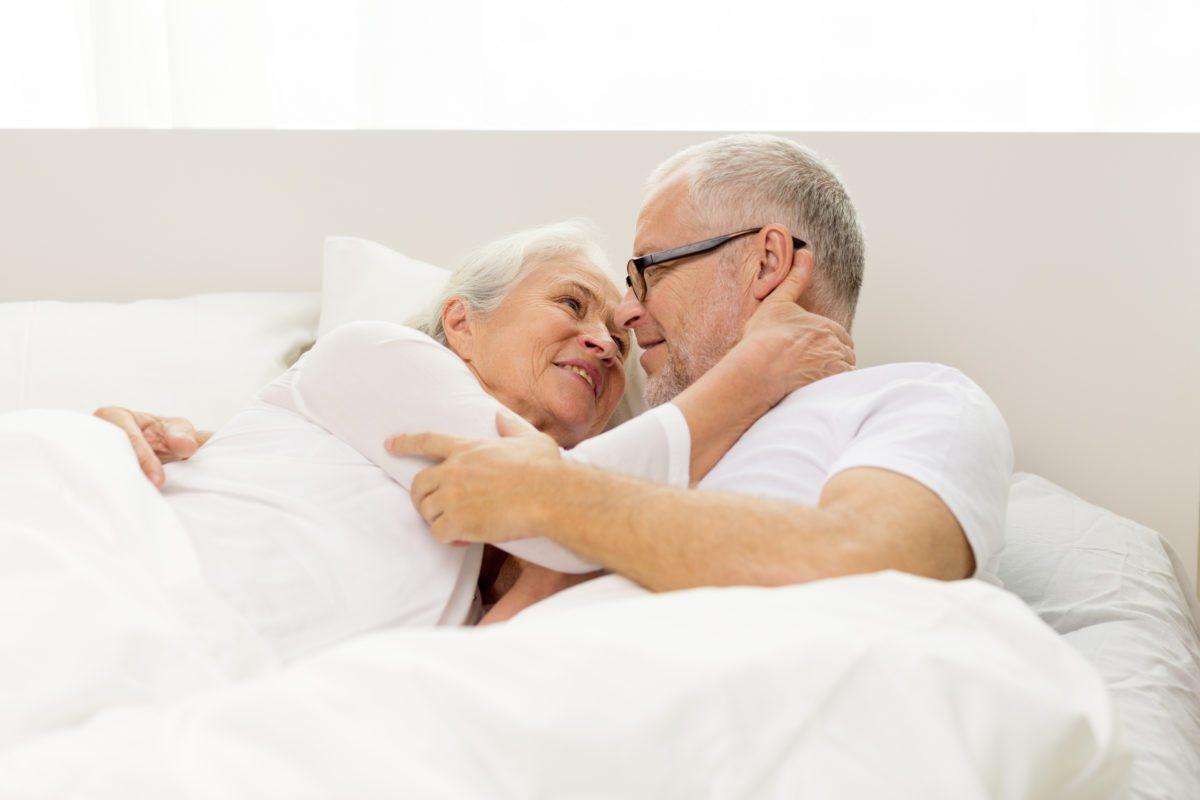 ¿A qué edad se acaba la vida sexual?