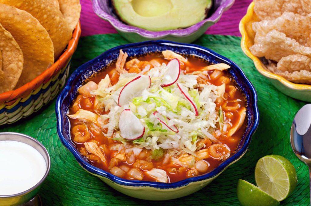 ¿Cómo cuidar tu peso durante la cena mexicana?