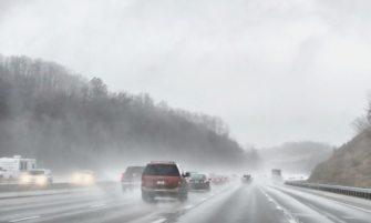 Claves para evitar accidentes viales por lluvia