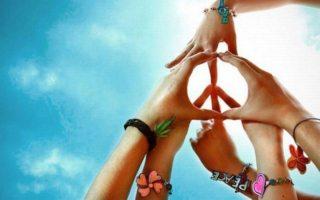 El mundo por la paz