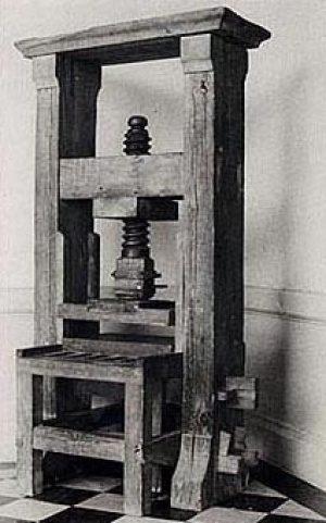primera imprenta de las Américas