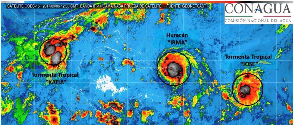 tormenta tropical Katia