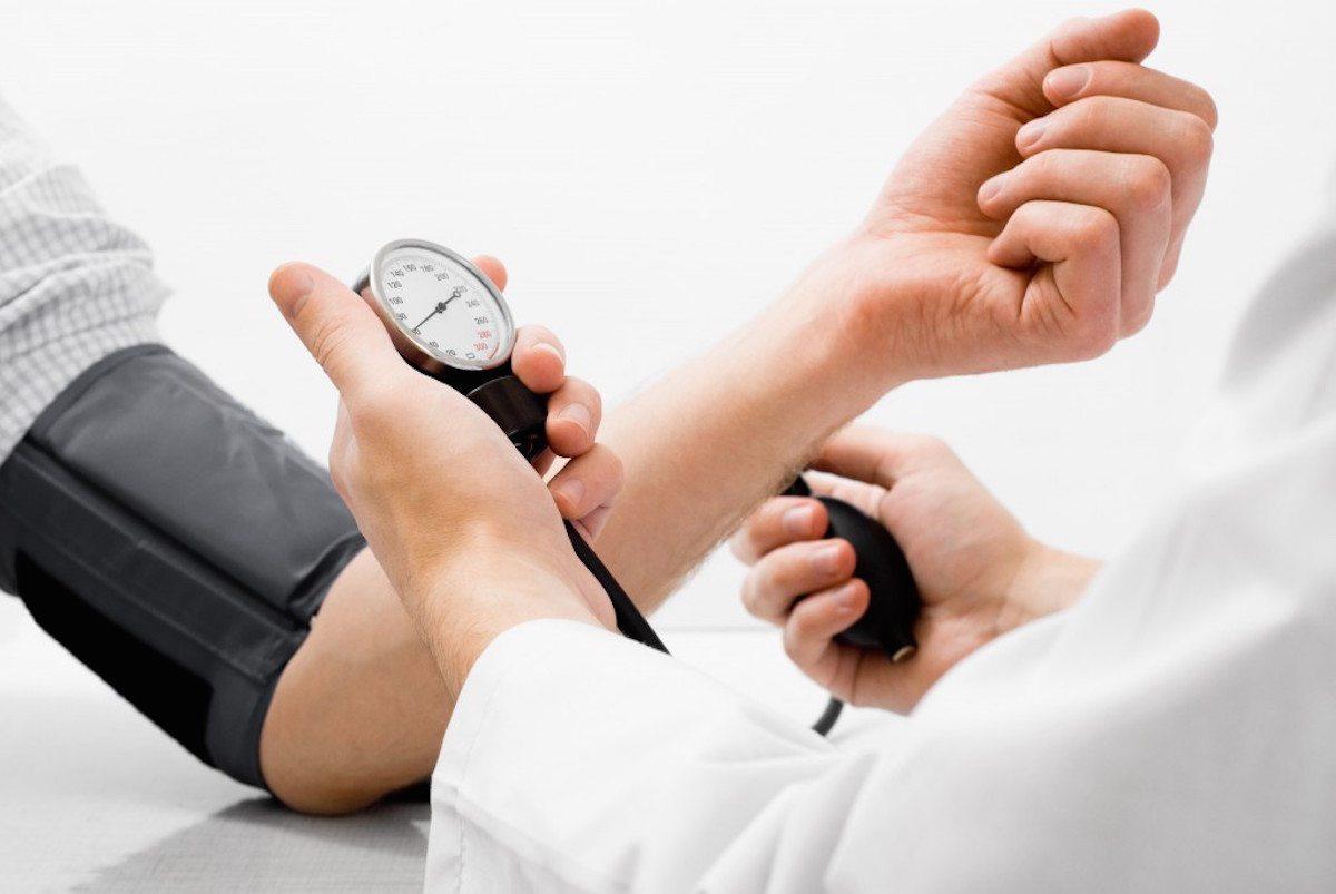 5 comportamientos preventivos para la presión alta