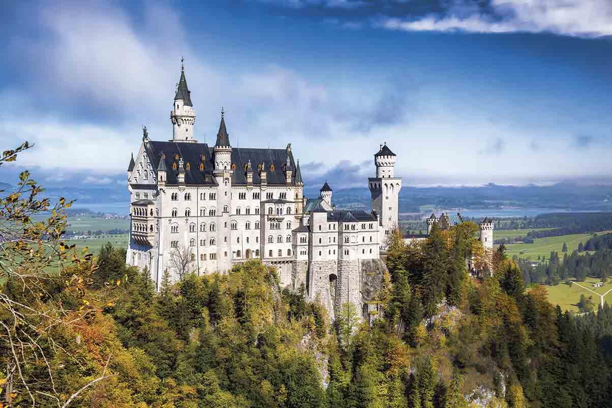 Castillo de Neuschwanstein