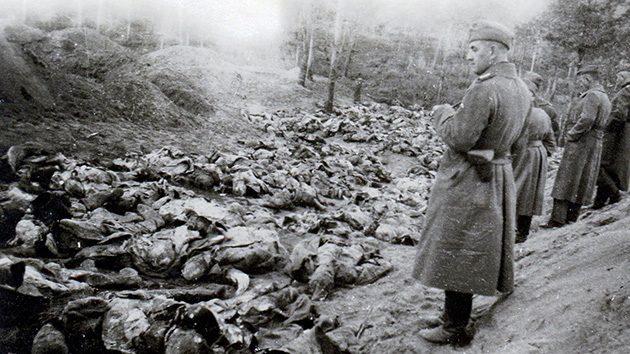 El secreto del bosque de Katyn