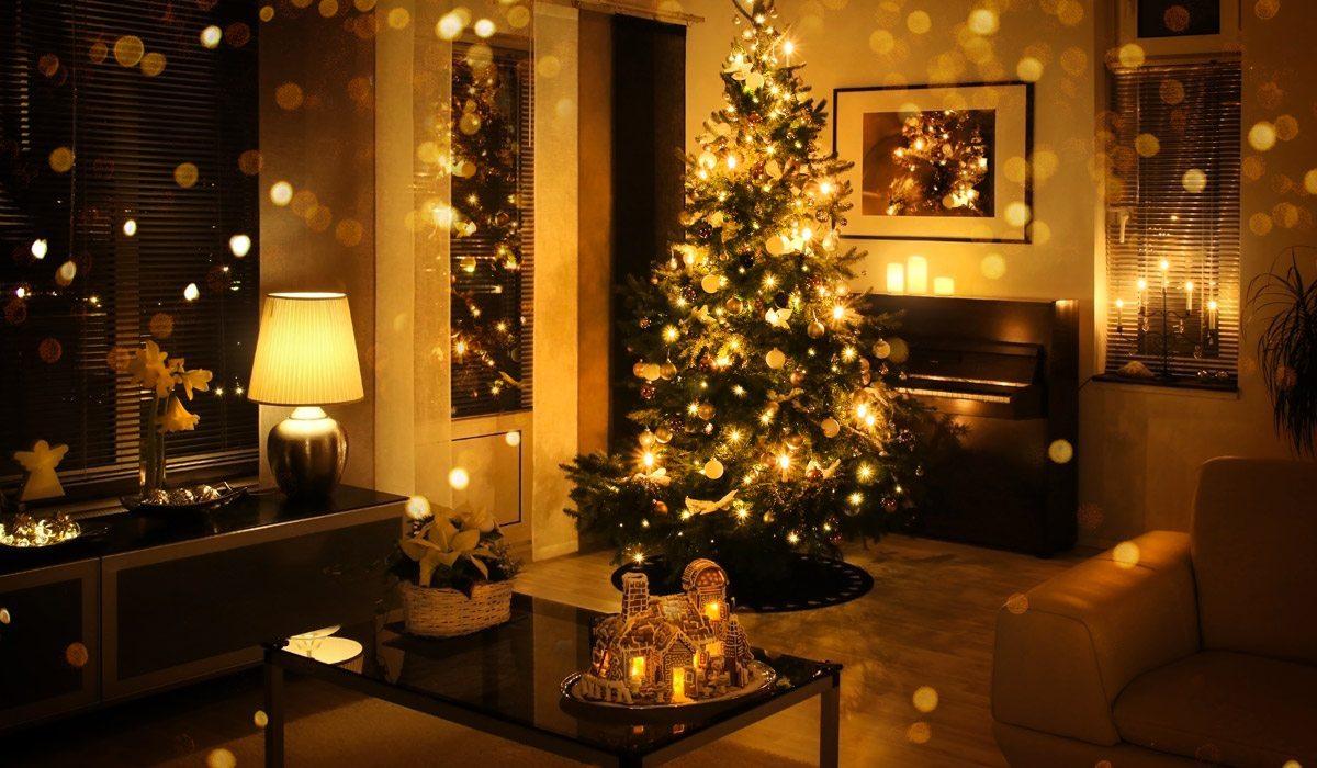 Decora cada espacio de tu casa en navidad navidad - La casa de la navidad ...