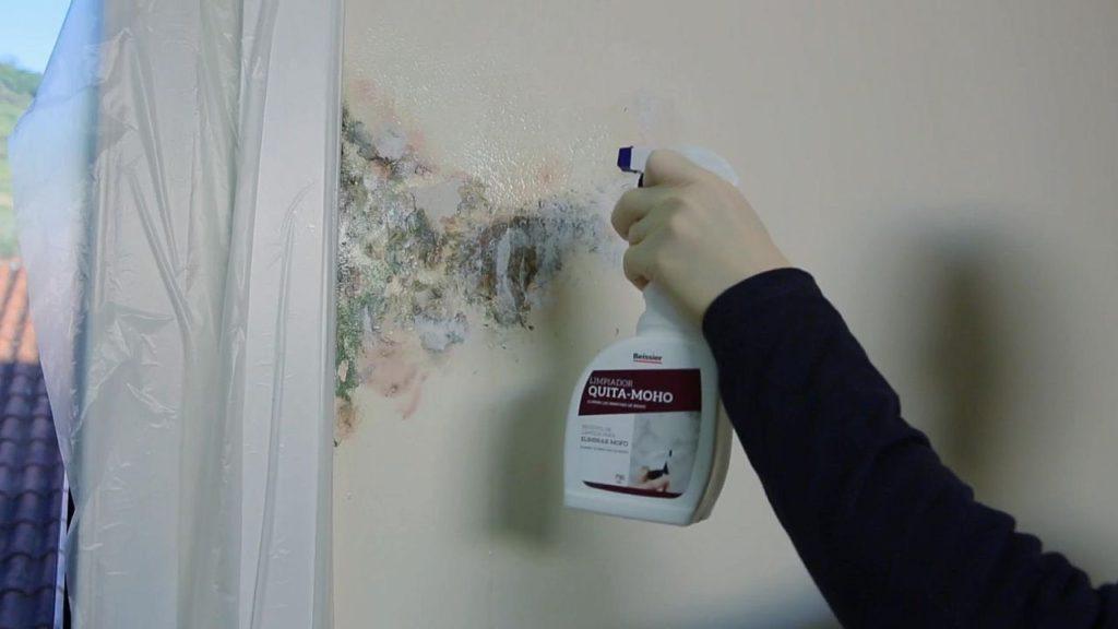 15 tips para quitar manchas de humedad en paredes - Quitar humedad pared ...