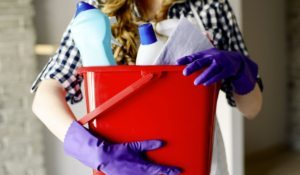 productos de limpieza que no debes combinar
