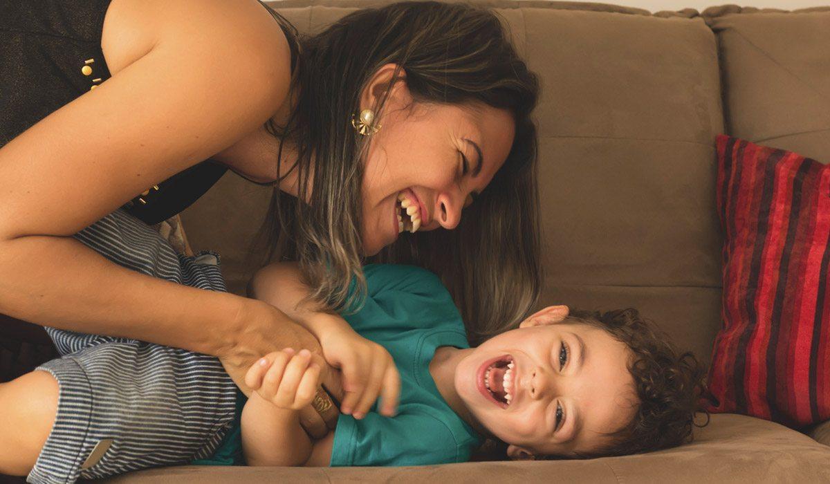 lazo entre madres e hijos