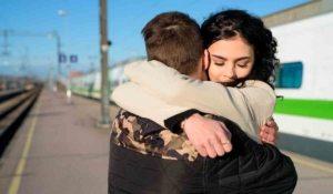 la importancia de abrazar