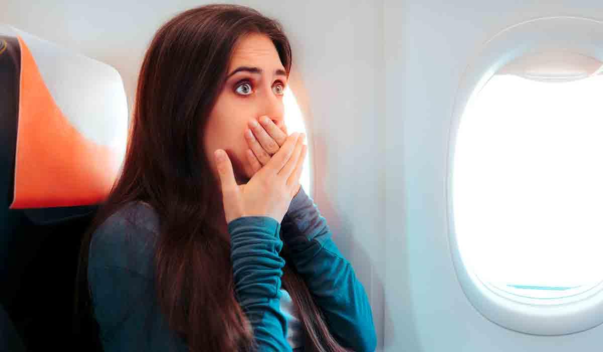 olvida el miedo de viajar en avión