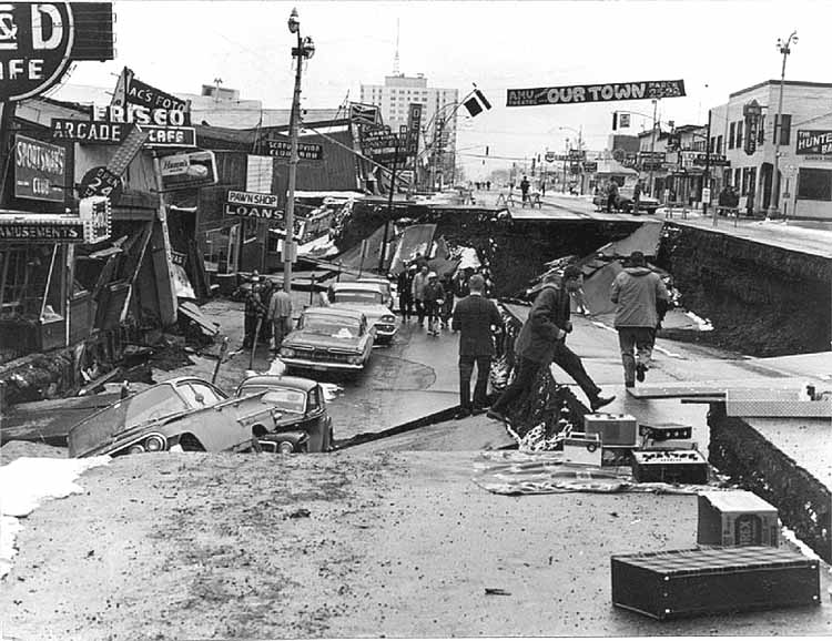 terremoto alaska 1964