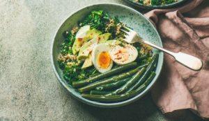 receta para bowl de brócoli