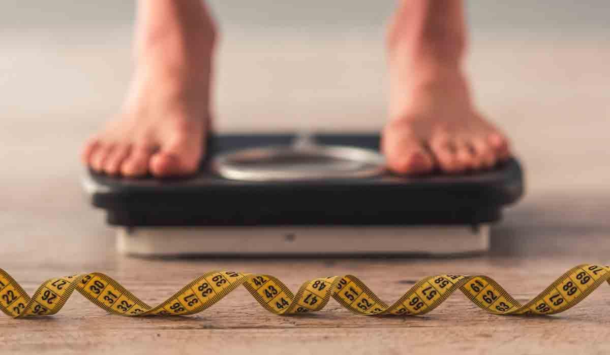 bajar de peso y mantenerte