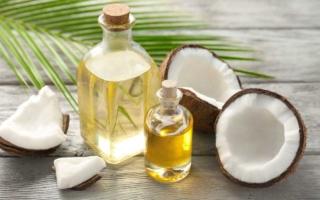 usa el aceite de coco para tu piel