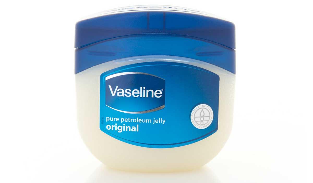 mira todo lo que puedes usar con vaselina